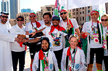 7EmiratesRun raises AED60,000 for Al Jalila Foundation to support Sharjah toddler suffering from limb deformity