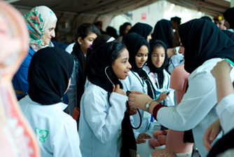 'Destination Medicine' hosted by Al Jalila Foundation inspires Emirati youth to become  the doctors of tomorrow
