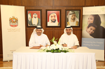 Al Jalila Foundation and Ministry of Education  partner to improve lives through education and scientific innovation