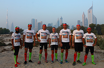 7EmiratesRun kicks off today in Abu Dhabi to 'get children back on their feet'
