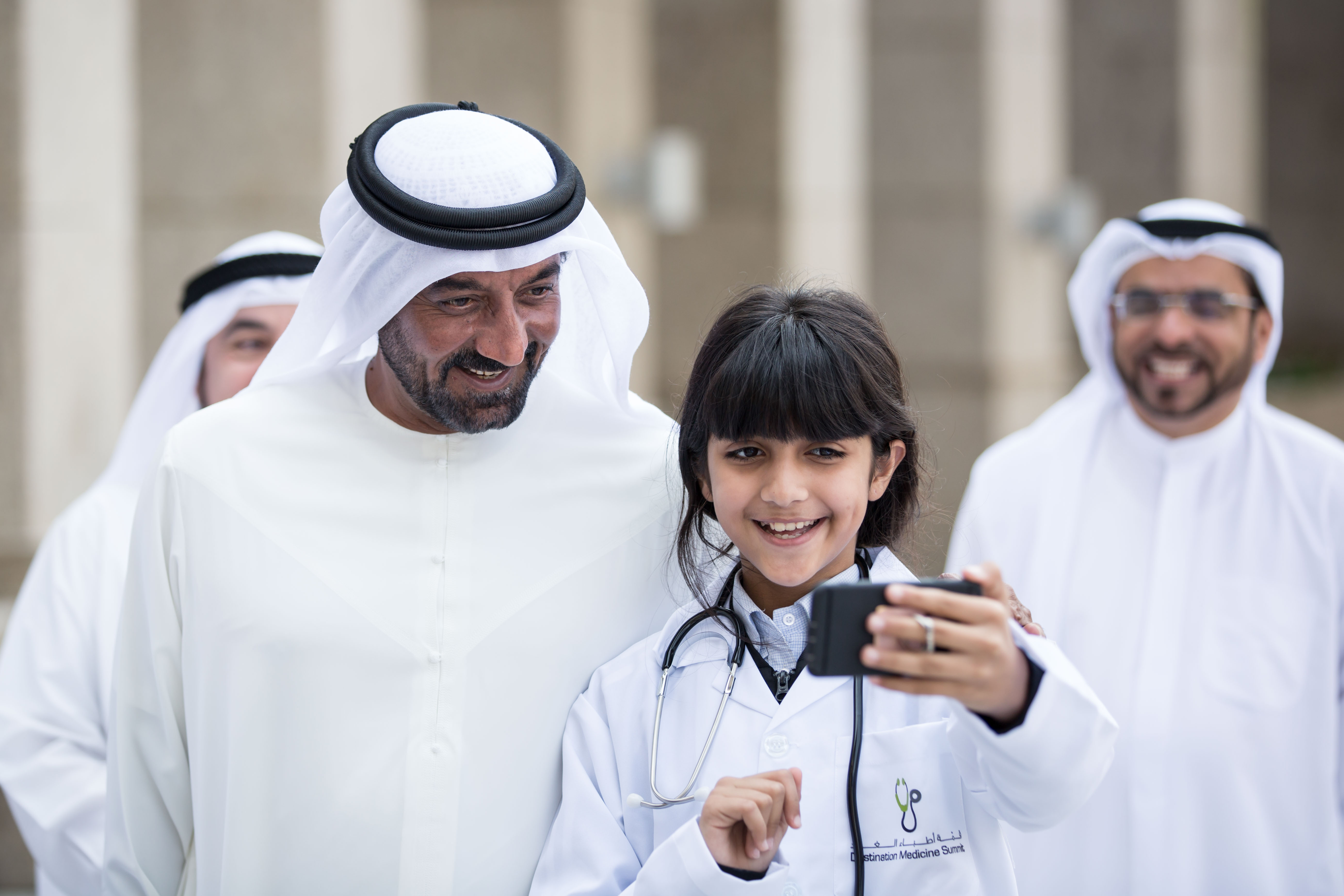 Al Jalila Foundation hosts annual 'Destination Medicine Summit' to motivate the next generation of Emirati Doctors