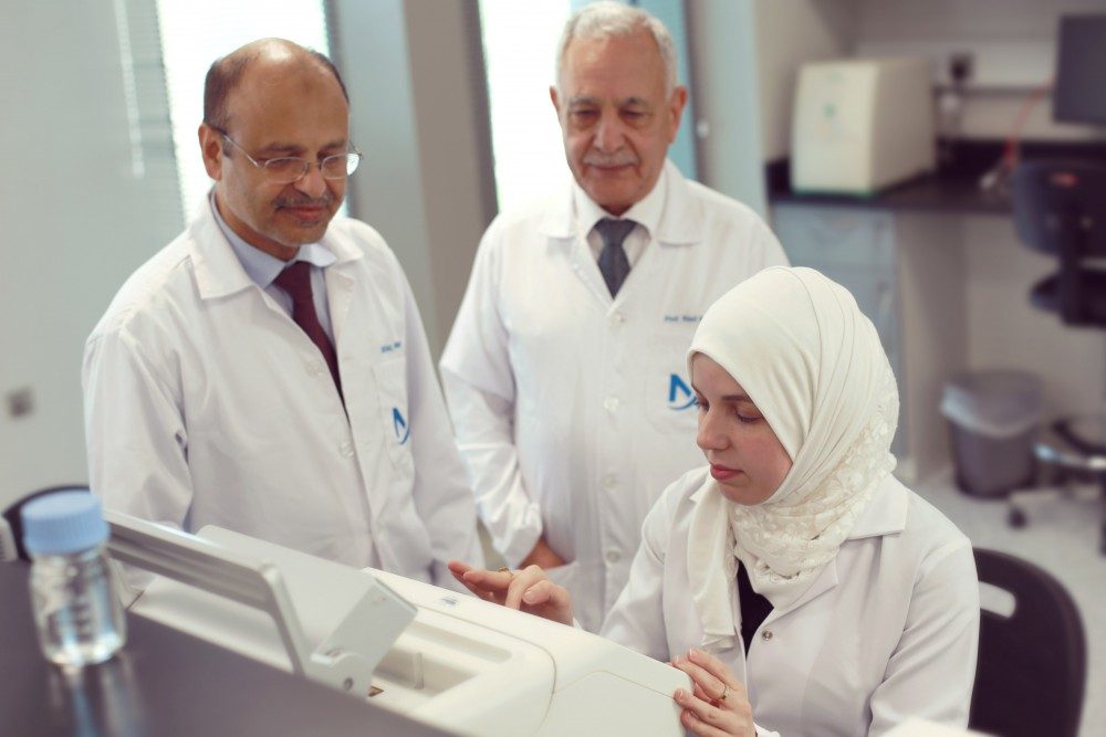 مؤسسة الجليلة تُخصص 6 مليون درهم  للارتقاء بالأبحاث الطبية الحيوية في الإمارات العربية المتحدة