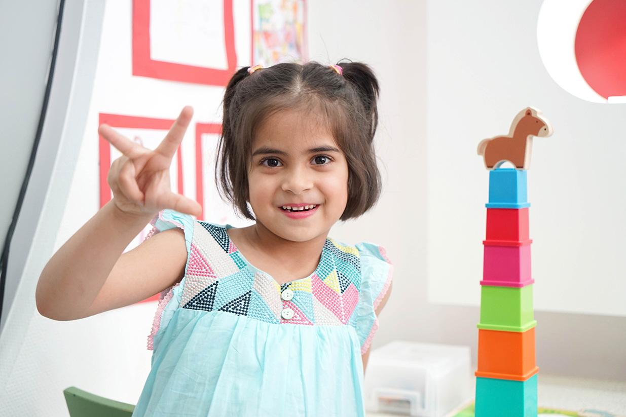 حملة «بسمة» برعاية مؤسسة الجليلة تزرع الابتسامة على وجوه الأطفال المرضى في الإمارات في شهر رمضان المبارك