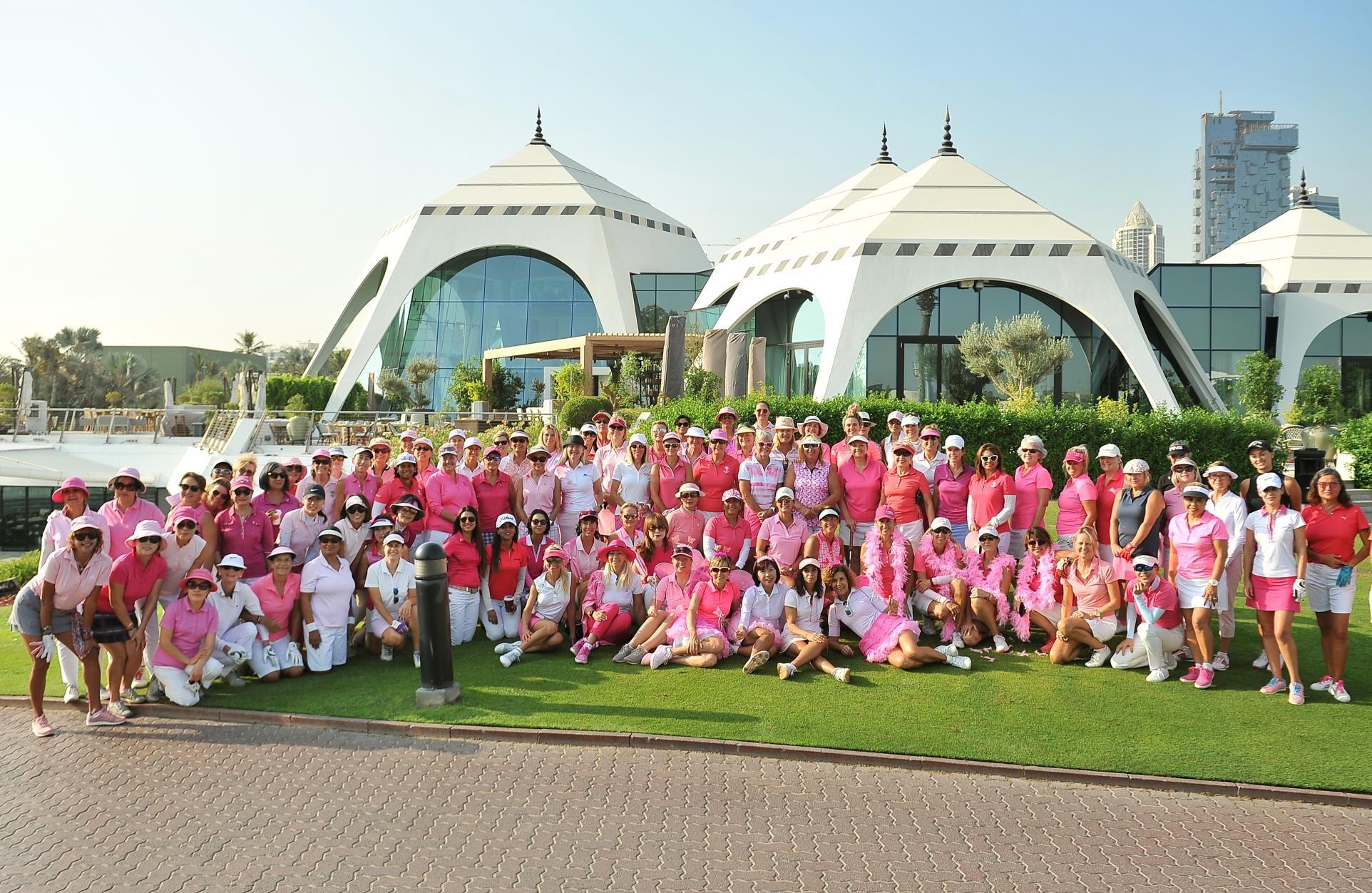 مؤسسة الجليلة تُطلق النسخة الخامسة من حملة #أكتوبر_الوردي ضمن الشهر العالمي للتوعية بسرطان الثدي