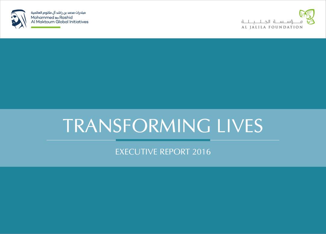 Executive Report 2016