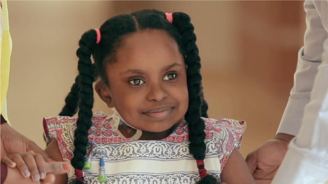 حملة بسمة الرمضانية تنشر السعادة بين الأطفال