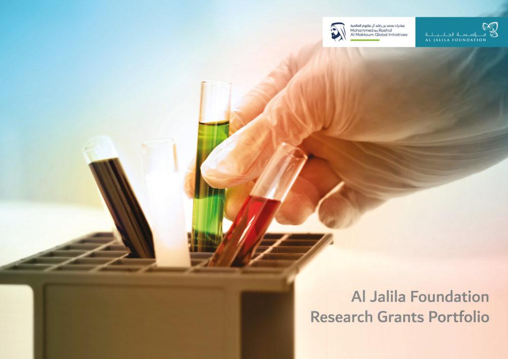 Research Grants Portfolio 2018