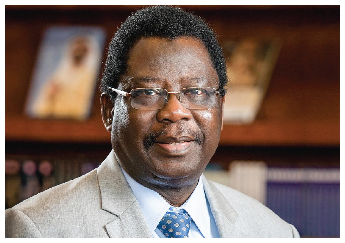 Professor Mutairu Ezimikhai