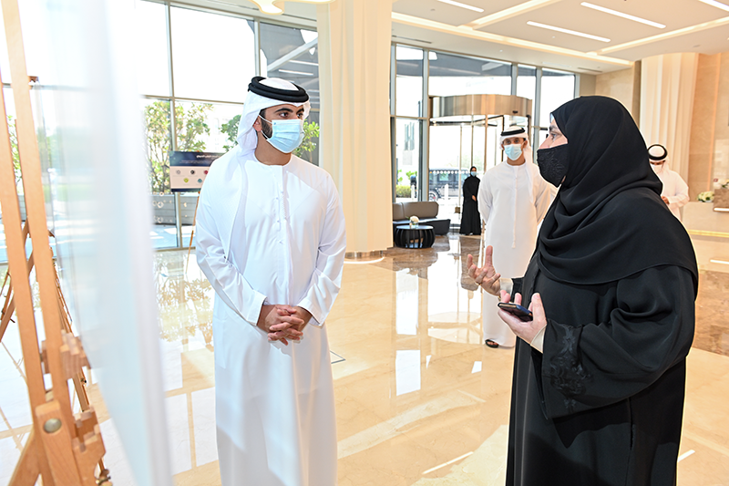 Mohammed Bin Rashid Medical Research Institute, an initiative of Al Jalila Foundation, awards AED2.5 million to advance COVID-19 research in the UAE