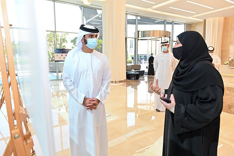مركز محمد بن راشد للأبحاث الطبية التابع لمؤسسة الجليلة يدعم أبحاث كوفيد-19 بتقديم مِنَحٍ مالية لخمسة أبحاث إماراتية