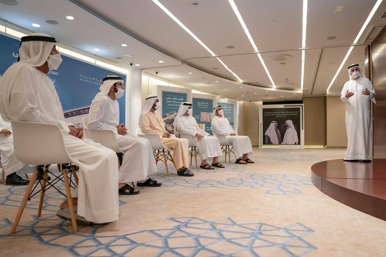 Mohammed Bin Rashid announces the 'Hamdan Bin Rashid Cancer Charity Hospital'