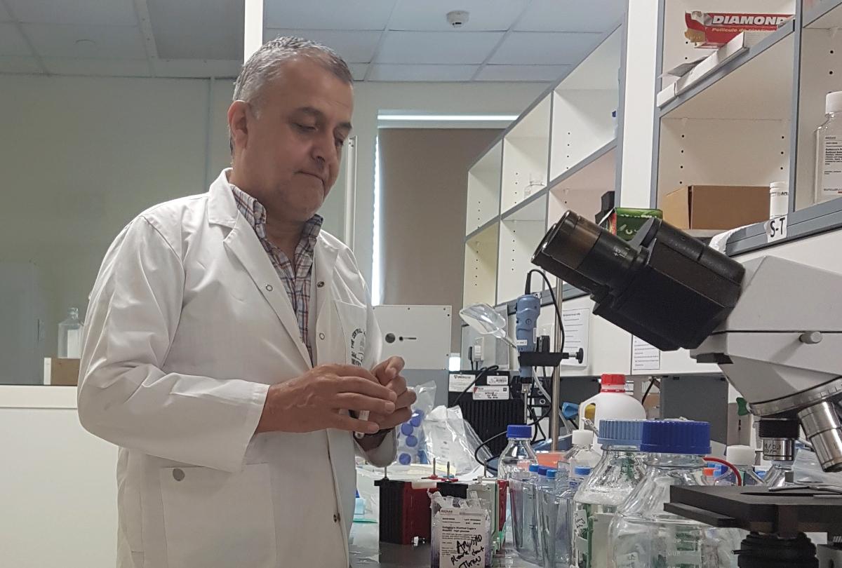 دور الريادة في علاج سرطان الثدي