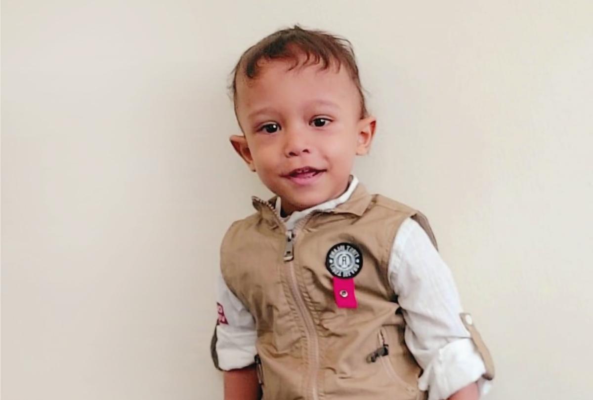 فرصة جديدة للحياة أمام الطفل خالد