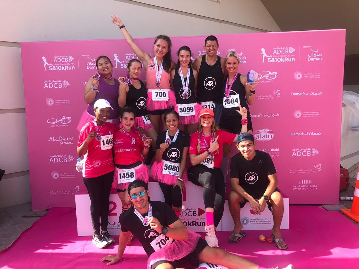 ADCB rallies the community in the fight against breast cancer