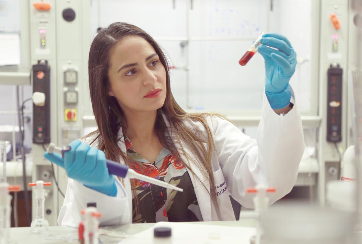البحث هو الحل لعلاج سرطان الثدي